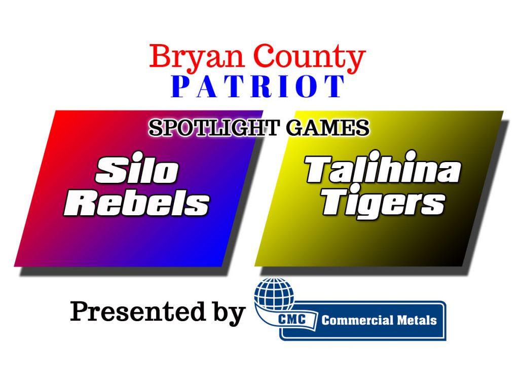 Bcp Spotlight Game Silo Vs Talihina Bryan County Patriot